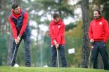 Tomasz Iwan: Golf to pasja