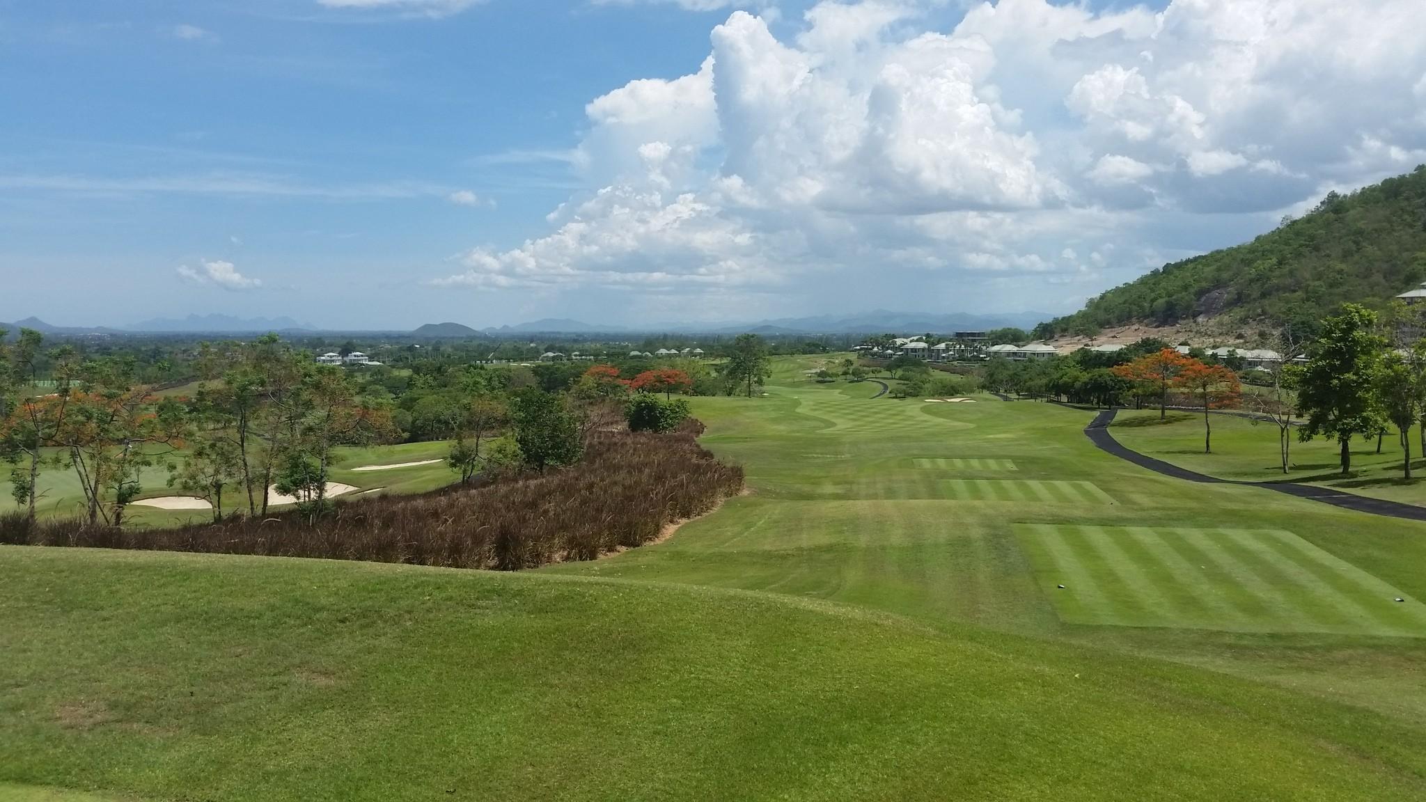 Tajlandia ? Raj golfisty