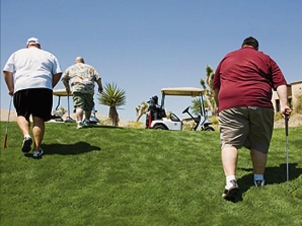 Ile spalasz kalorii podczas rundy golfa?