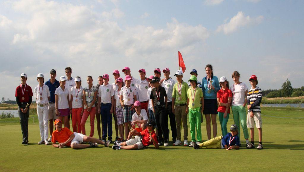 Mistrzostwa Juniorów Młodszych w ramach Ogólnopolskiej Olimpiady Młodzieży 3