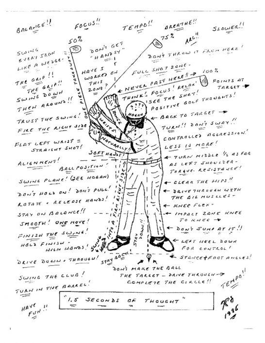 Rozwalić swój swing 15