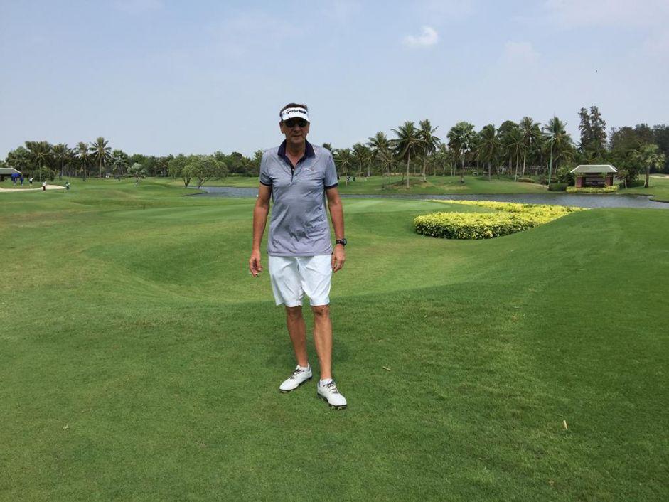 Golf to moja pasja - Wojciech Pasynkiewicz