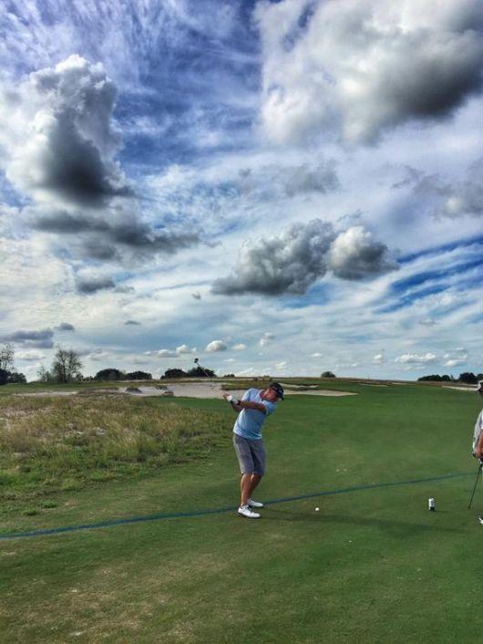 Golf to moja pasja – Wojciech Pasynkiewicz  - część II 3
