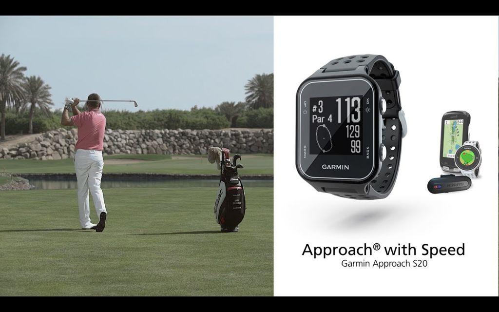 Testy sprzętu golfowego - zegarek Garmin S20 6