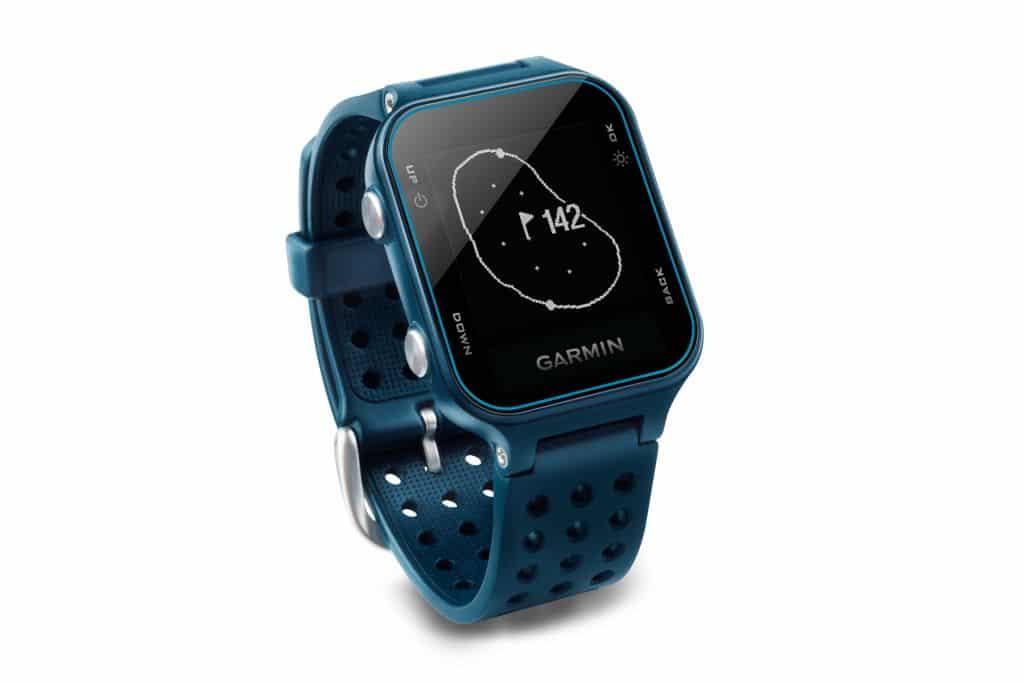 Testy sprzętu golfowego - zegarek Garmin S20 8