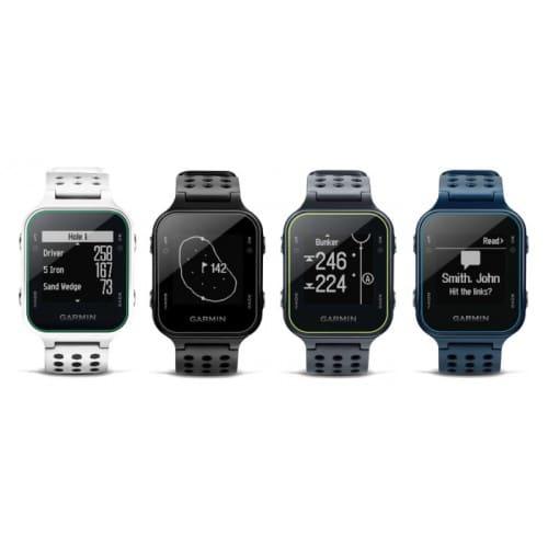 Testy sprzętu golfowego - zegarek Garmin S20 7