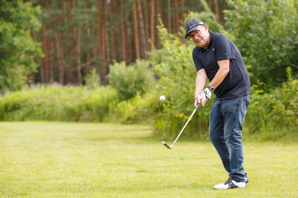Rafał Bryndal ambasadorem golfowego Deutsche Bank Polish Masters 1