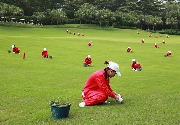 Golf w Chinach - Wojciech Pasynkiewicz