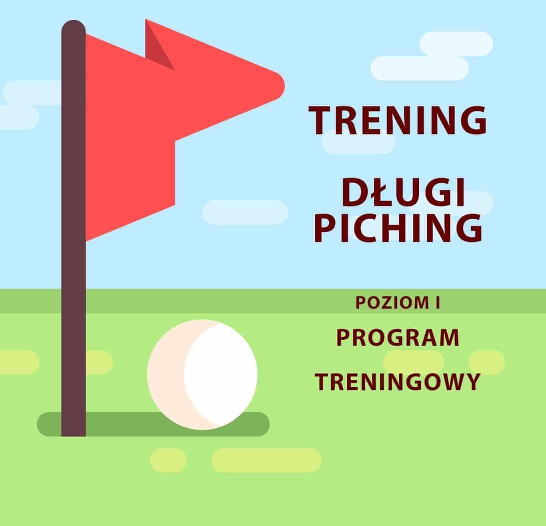 Trening długi pitching 2
