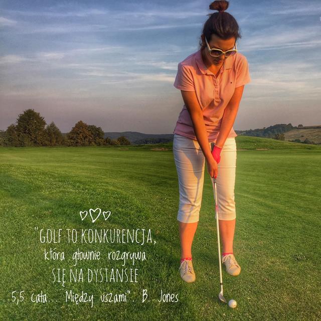 """#Mental golf cz.1. """"O motywacji, celach i magicznych rymowankach"""" 2"""