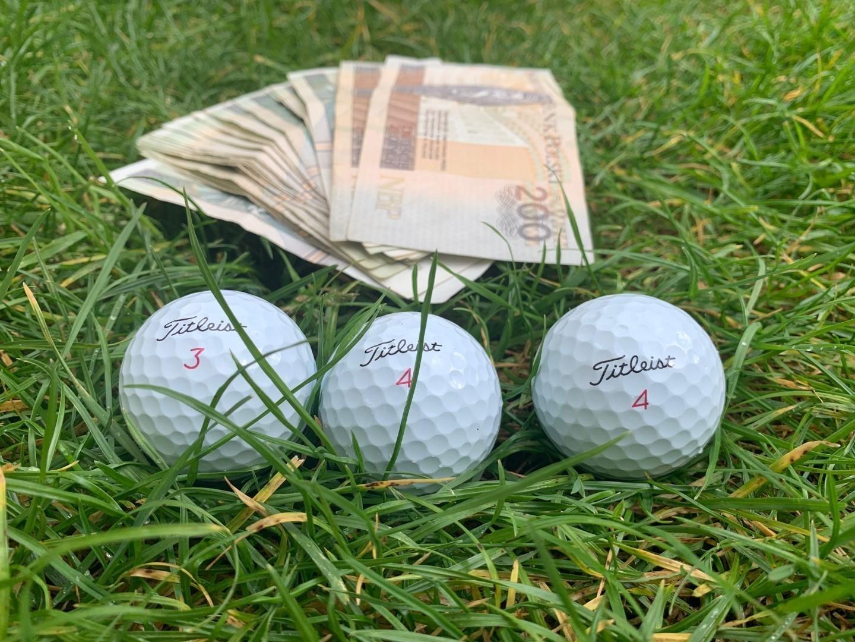 golf pieniadze 7