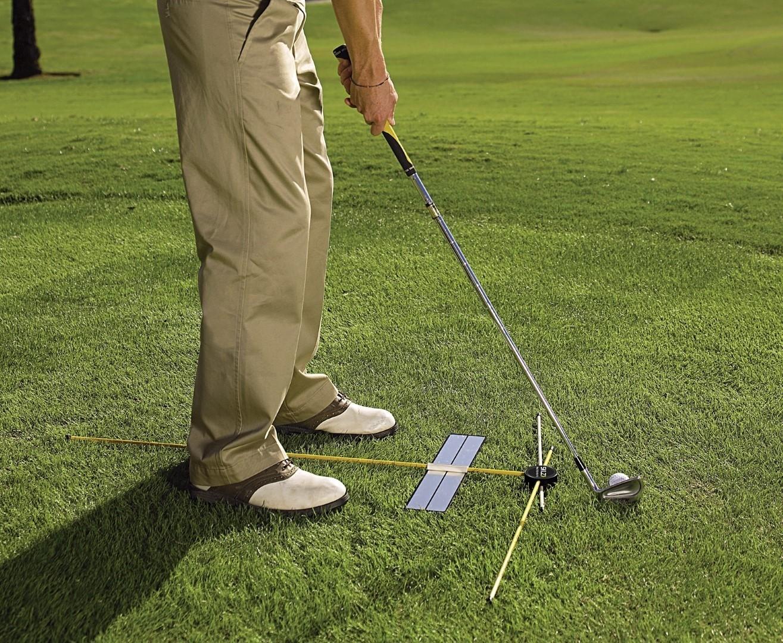 Practice swing golfguru