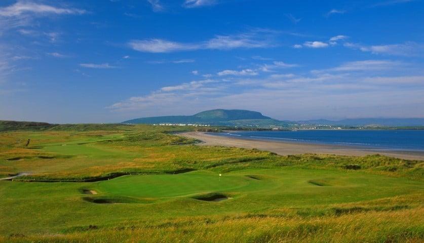 Co Sligo 13th Golfguru