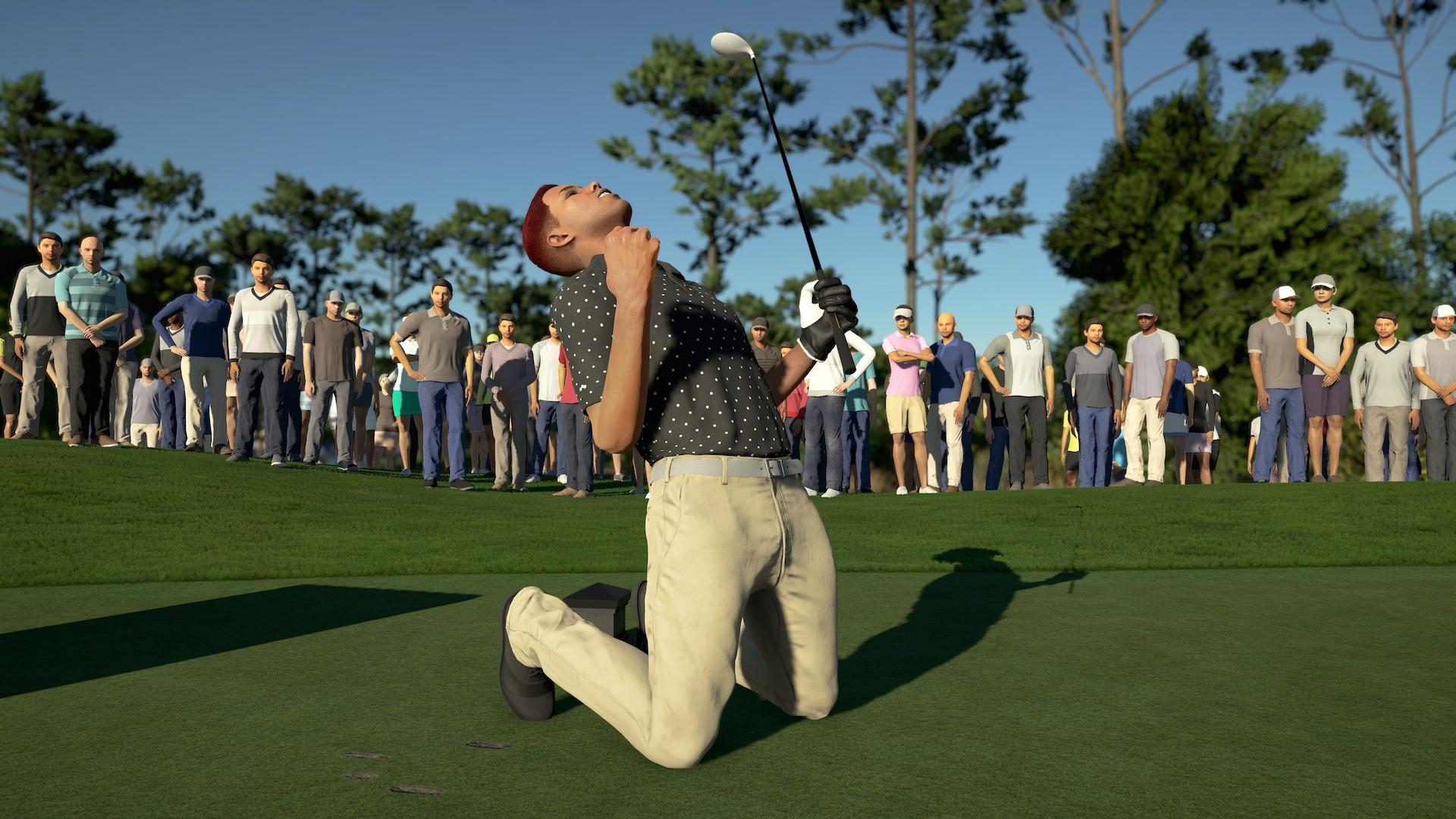 PGA TOUR 2K21 Golfguru okładka