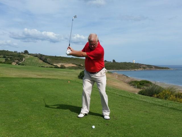 jak mysli piłka golfowa golfguru 11