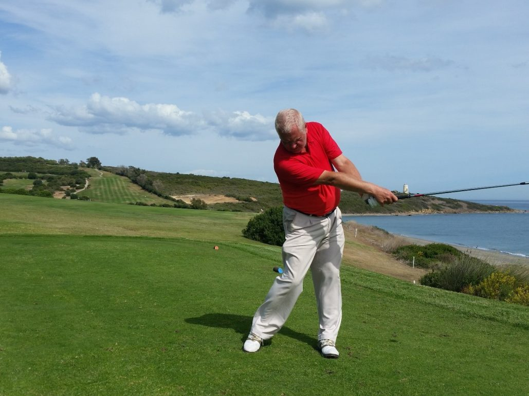jak mysli piłka golfowa golfguru 14