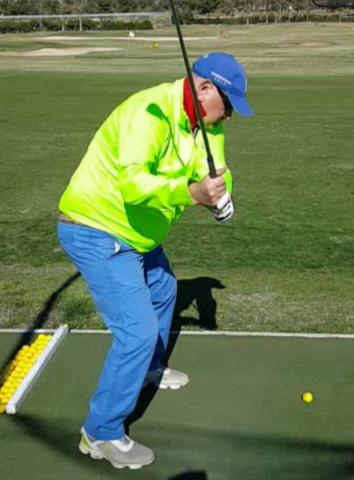 jak mysli piłka golfowa golfguru 8