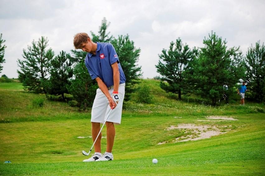 Mateusz Gradecki pierwszy w klasyfikacji Pro Golf Tour 002