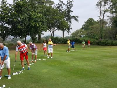 Trenuj golf golfguru