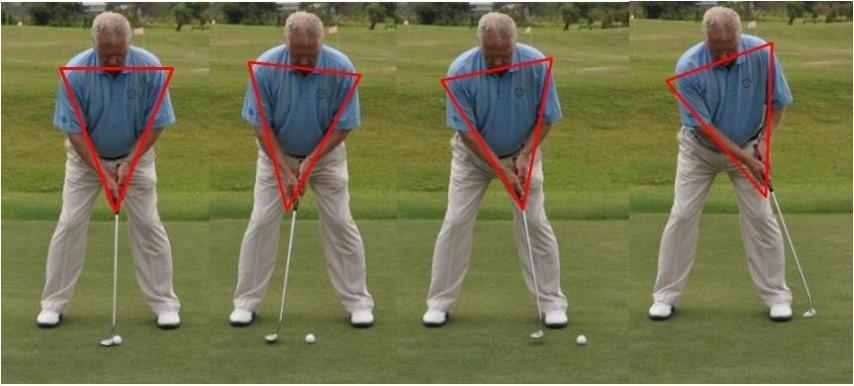 trenuj golf czupryna 8 Maly