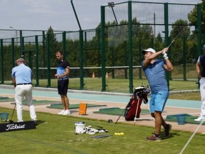 trenuj ze mna golfguru