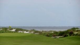 The OceanCourse Golfguru 1