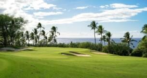Emerald Golf Course at Wailea Golf Club